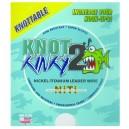 Knot Kinky Nickel-Titanium Leader Wire Magic Rings