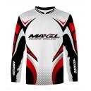 Maxel Tournament Top Transformer White